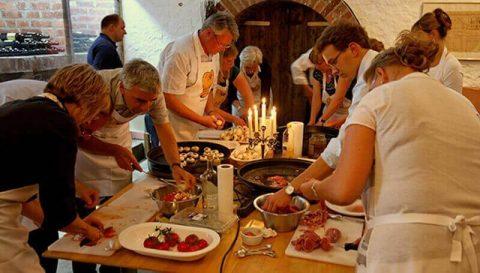 Alleskocher - Das kulinarische Teamevent