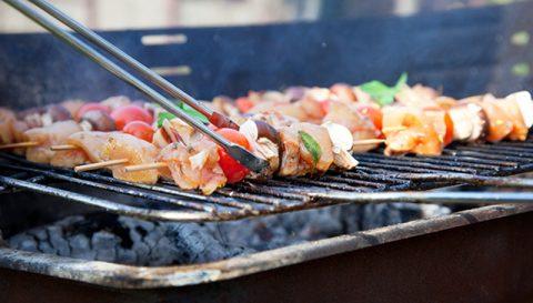 Barbecue Open Air - Grillen Sie mit Ihren Teamkollegen
