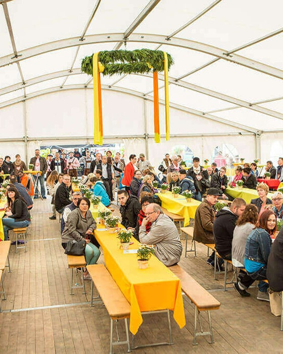Kundenerfolg Bäckerei Voigt Mitarbeiterfest
