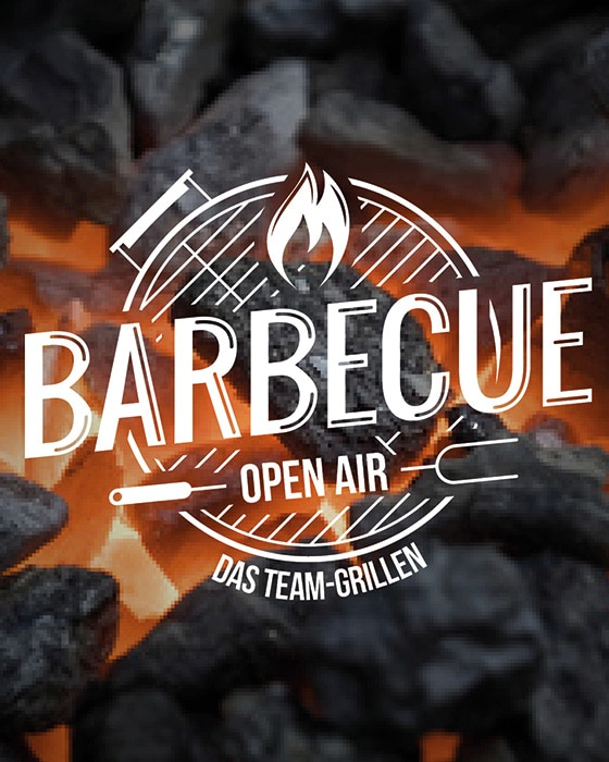 Barbecue Open Air - Grillen Sie mit Ihren Teamkollegen