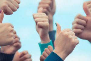 Ziel Danke sagen - Mitarbeiter für Ihre gute Arbeit belohnen