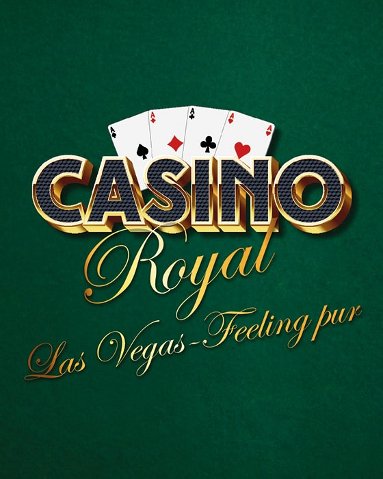Casino Royal - Ein Firmenevent voller Glamour