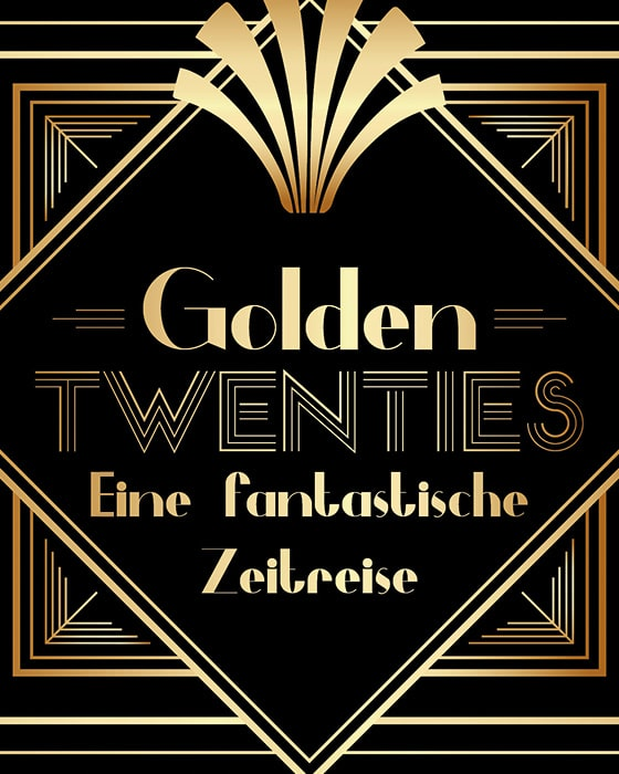 Golden Twenties - Das glamouröse Firmenevent der 20er