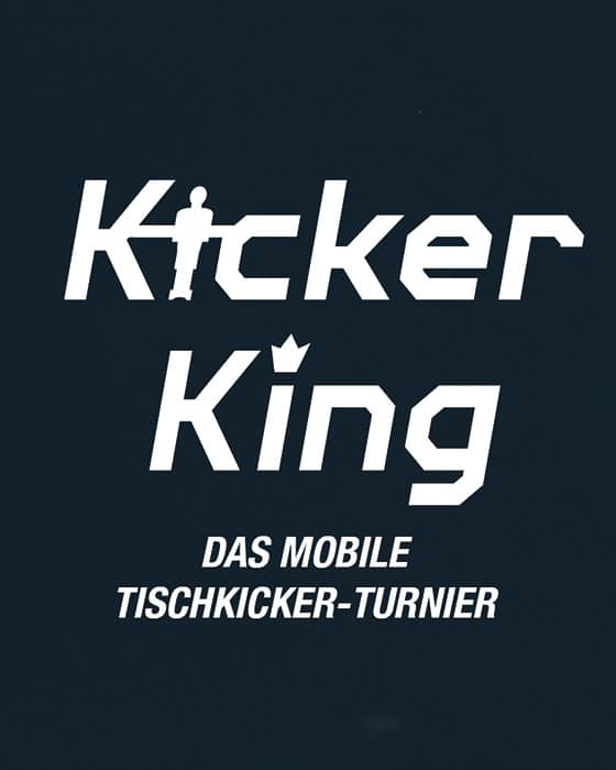 KickerKing - Das mobile Tischkicker-Turnier