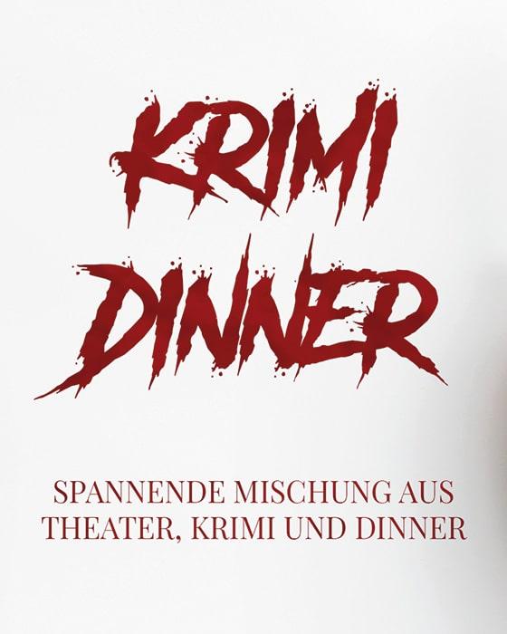 Krimi-Dinner - Rätseln Sie mit Ihren Mitarbeitern