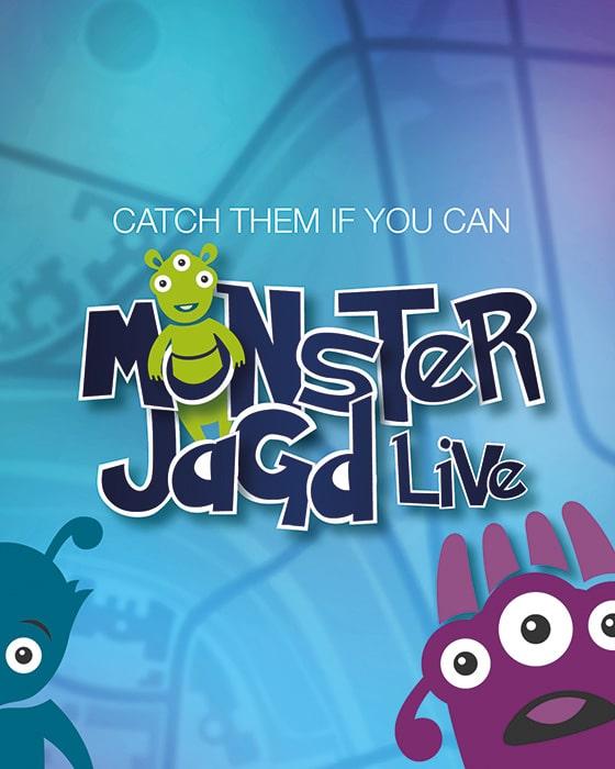 Gemeinsam mit Ihren Mitarbeitern auf Monsterjagd