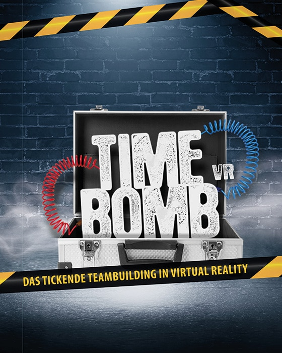 TimeBomb VR - Tickendes Teambuilding in Virtual Reality