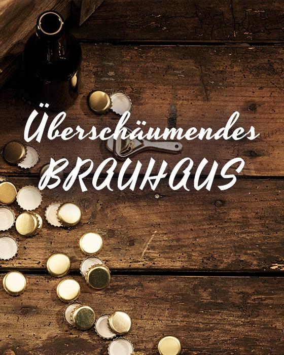 Betriebsausflug ins Brauhaus - Feuchtfröhlich feiern