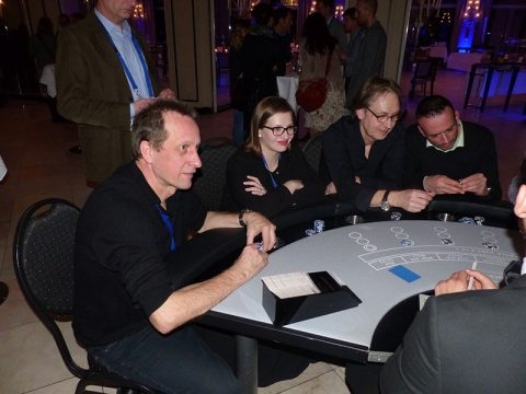 Casino Royal - Ein Firmenevent voller Glamour