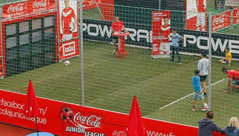 Fußballturnier als Firmenevent