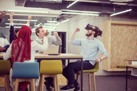 In 80 Minuten um die Welt - Das erste Virtual Reality Teamevent