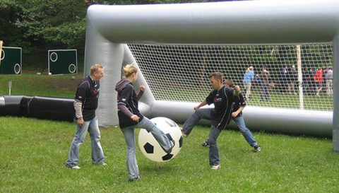 Sommerfest-Ideen - Die SoccerArena