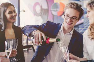 Ziel Erfolge feiern – Feiern Sie Ihren Firmenerfolg!