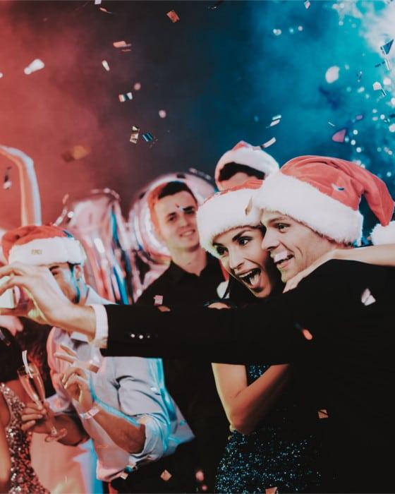 Besondere Firmenweihnachtsfeiern für besondere Kollegen