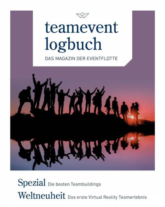 Teamevent Logbuch