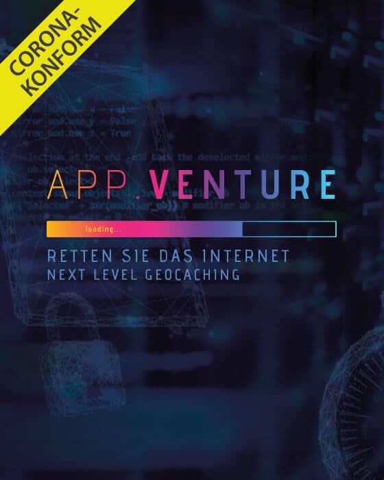 APP.Venture - Retten Sie im Team das Internet