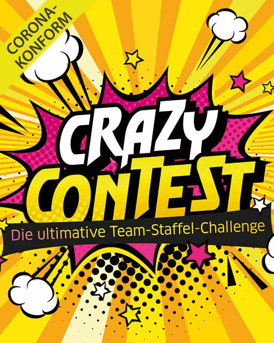 Crazy Contest - Die ultimative Team-Staffel-Challenge