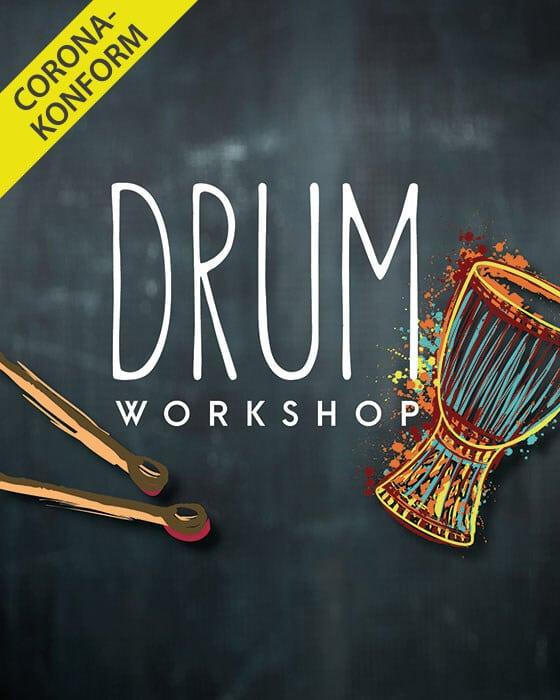 Drum-Workshop - Trommeln für den Teamgeist